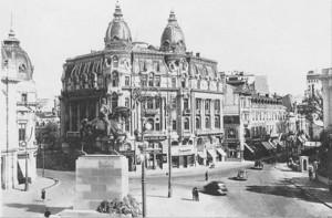 Hotelul Imperial din Piata Palatului (39-40)