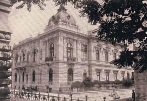 Palatul Casa Gradisteanu