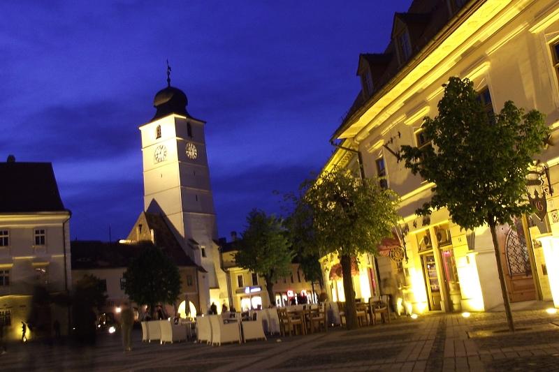 Turnul Sfatului, Sibiu, weekend break, citybreak