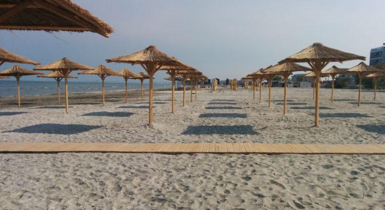 Plaja Mamaia Nord - Năvodari
