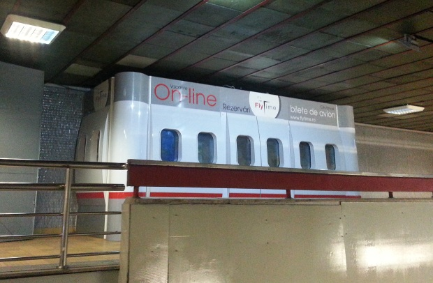 flytime.ro, bilete de avion