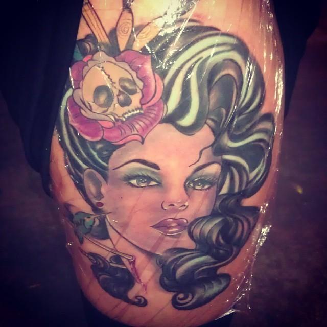 tattoos, tatuaje, Bucuresti