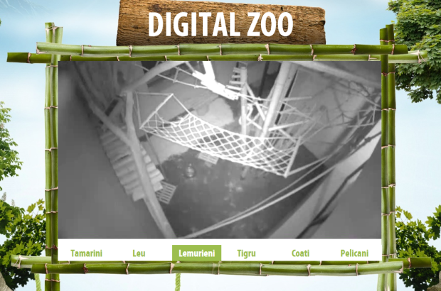 upc digital nature, digital zoo