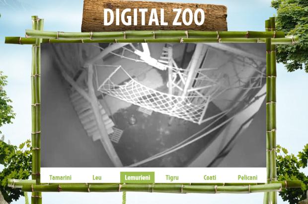 upc digital nature, digital zoo