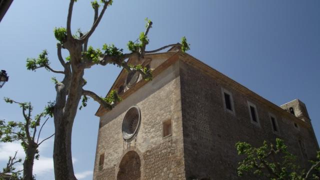 Valldemossa, Palacio Rey Sancho