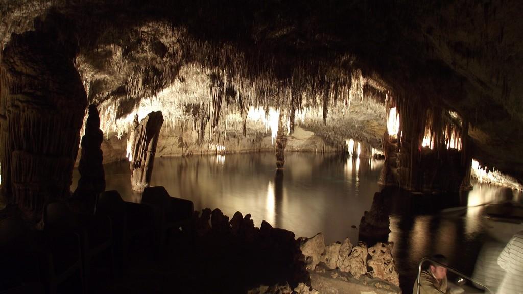 mallorca, portocristo, Cuevas del Drach