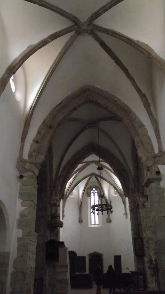 prejmer, biserica evanghelica