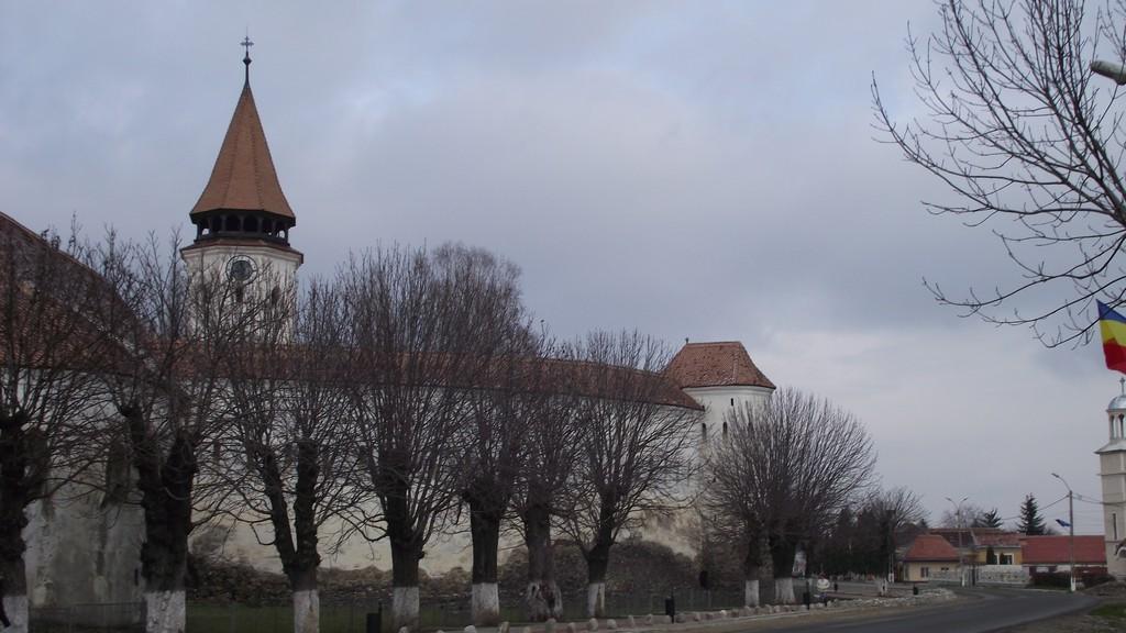 prejmer, biserica fortificata, brasov
