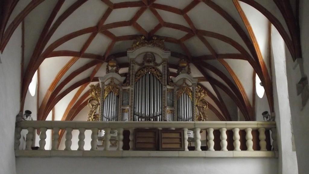 orga, prejmer, biserica fortificata
