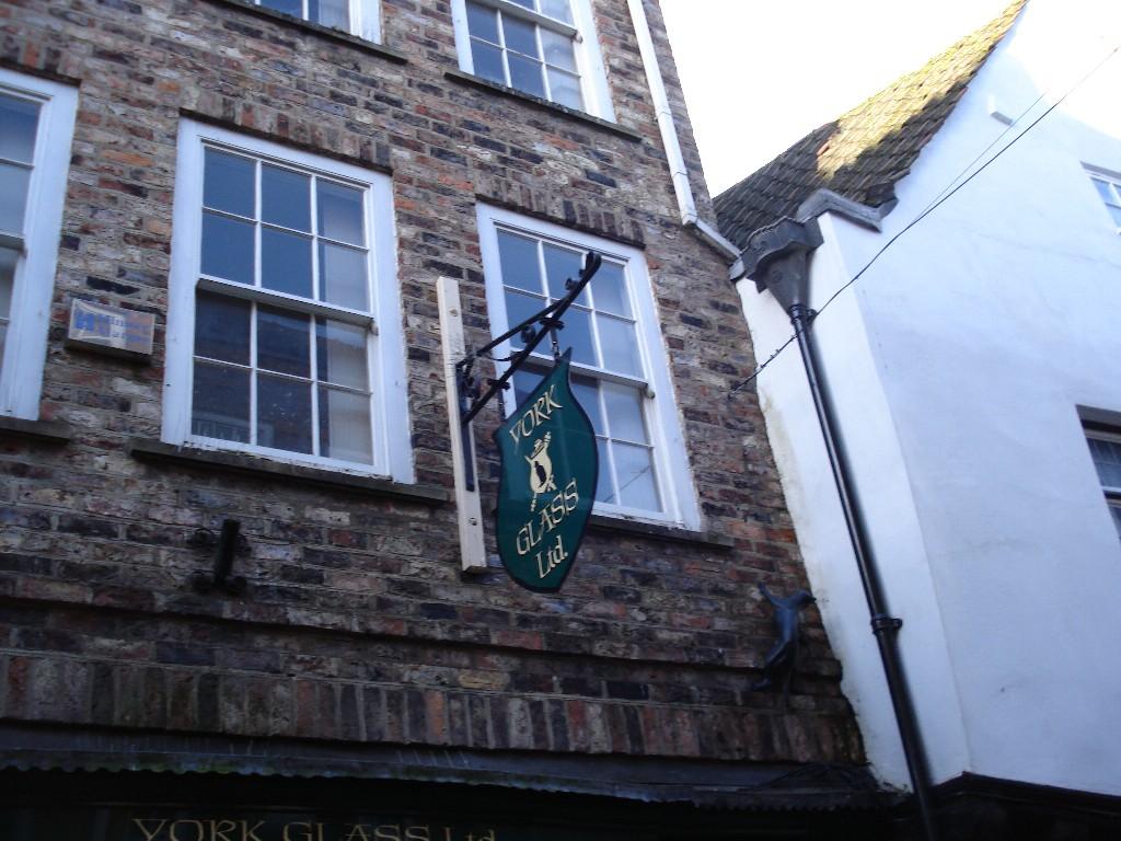 pisici, The Shambles, York
