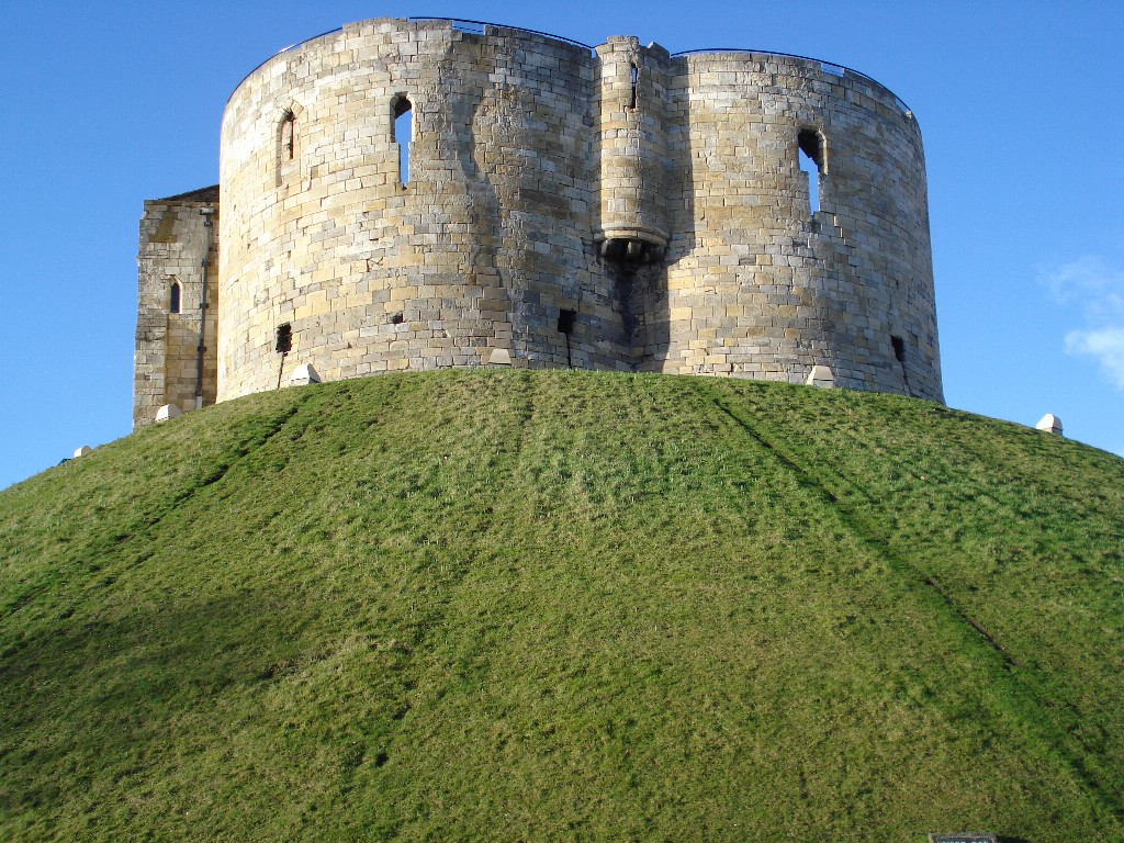 Clifford's Tower, King's Tower