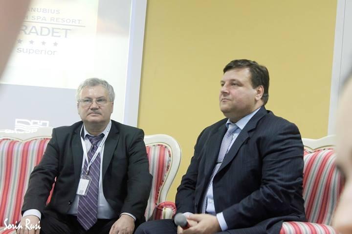 Nicu Rădulescu, János Fülöp Nagy, Sovata, Despre stres, cu relaxare