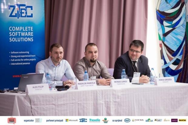 rdtc2014, panel1, Madalin Mancila, Petrus Lungu, Horia Grozea