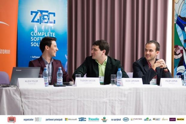 rdtc2014, panel2, Tudor Iacob, Alex Lapusan, Filip Lepus