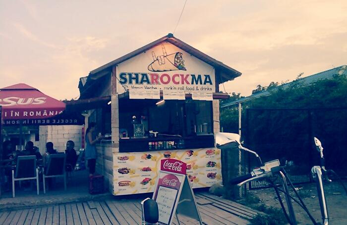 Vama Veche, Sharockma