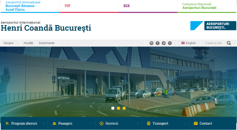 bucharestairports.ro, otp-airport.ro