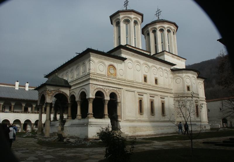 Horezu, Hurezi, manastire