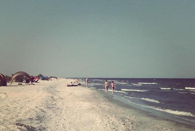 plaja, vadu, litoral