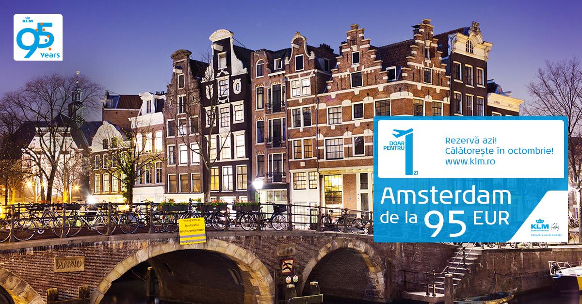 amsterdam, KLM