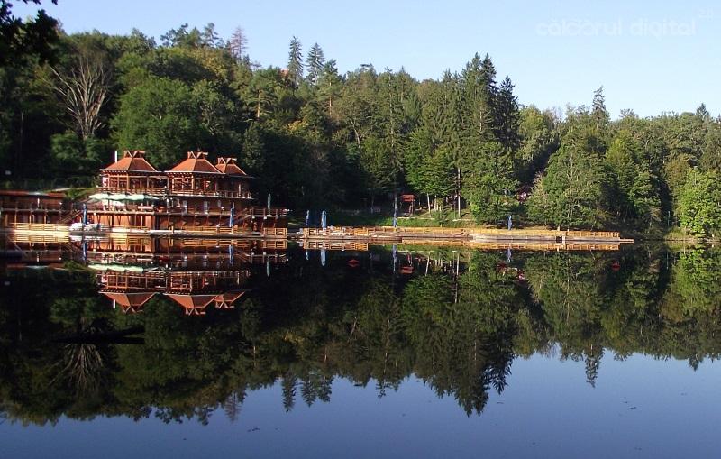Lacul Ursu, Sovata
