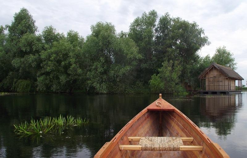 ecoturism, delta dunarii, Crisan