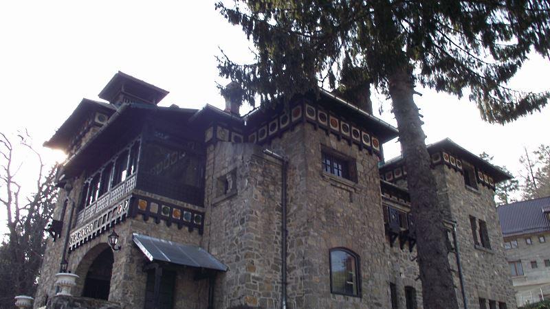 casa cu farfurii, vila Constantin Busila