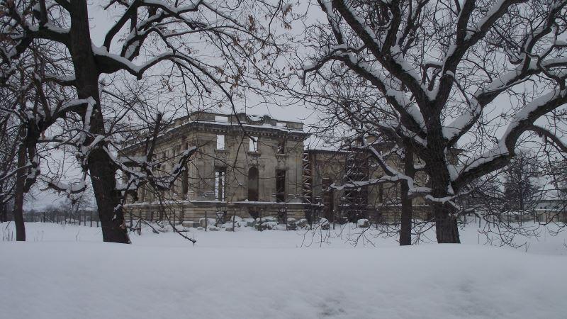 Palatul Cantacuzino, Micul Trianon, Palatul Domnitei, Floresti, Prahova