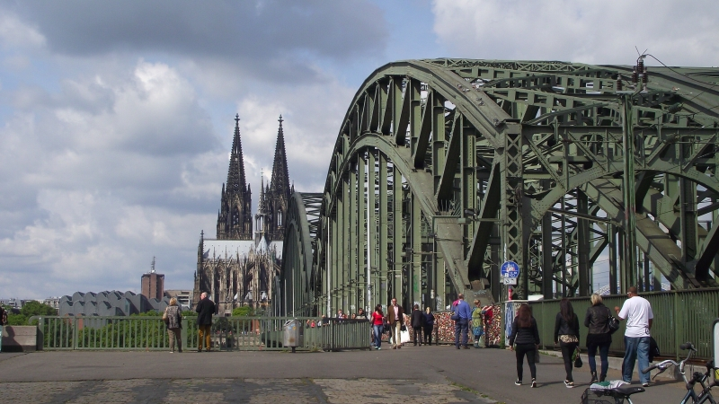 Koln, Cologne, Germania