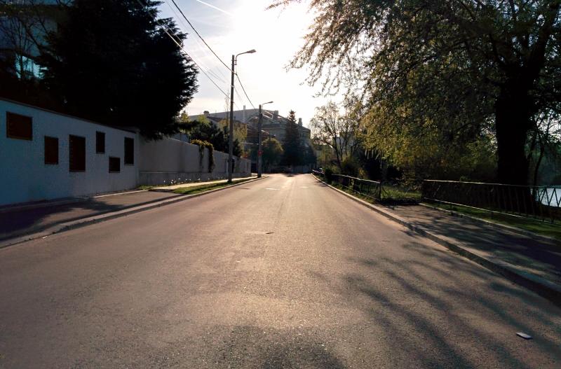 strada garlei