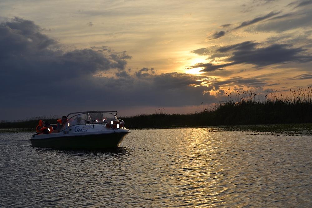 Delta Dunării, Lacul Chiril, Genius Delta Resort