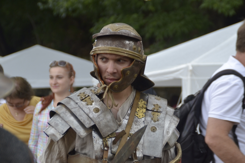 sexaginta prista, soldati romani