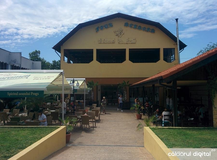 Restaurant, Autoservire, Four Seasons