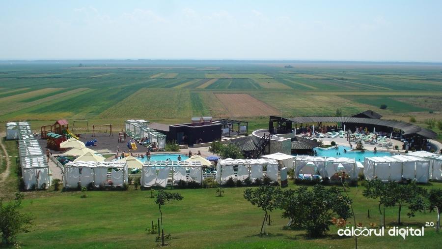 MTB-Calarasi-Giurgiu-08, Domeniul Greaca, piscine