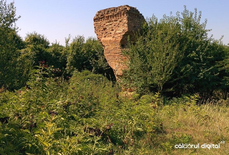 MTB-Calarasi-Giurgiu-16, manastirea calatui