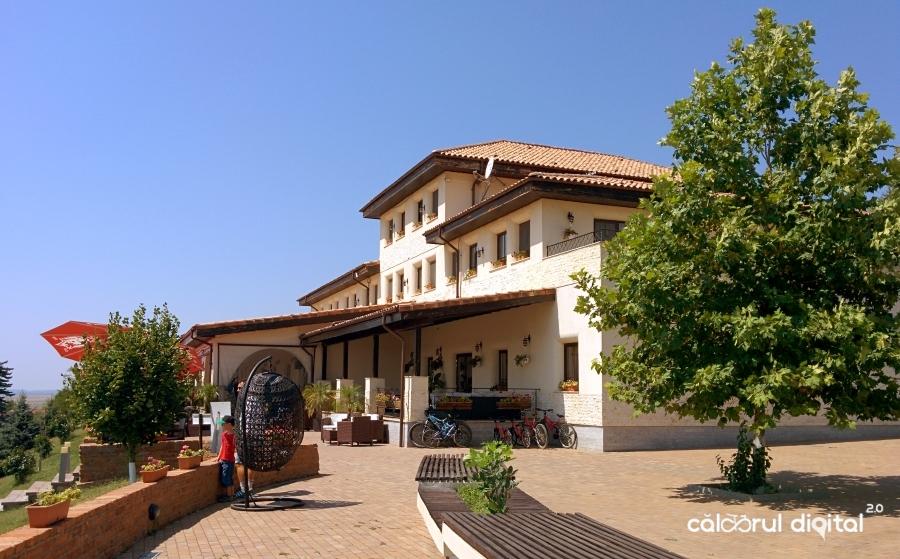 MTB-Calarasi-Giurgiu-19, Domeniul Greaca, restaurant