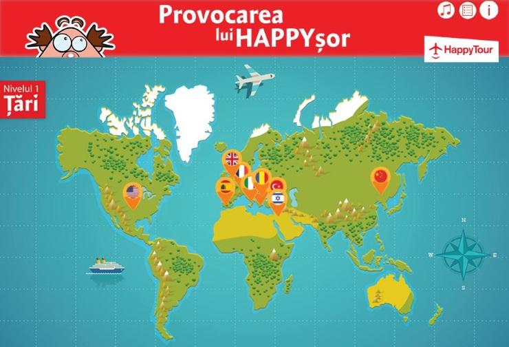Happysor, Happy Tour