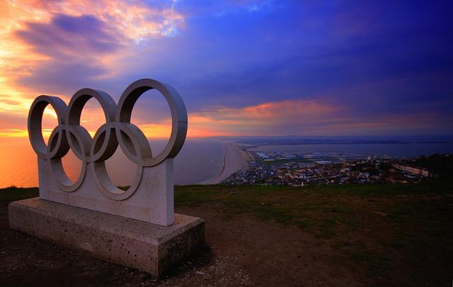 olympic ring, turism sportiv