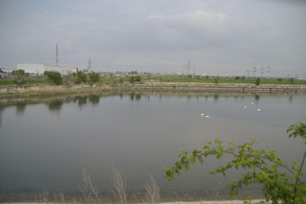 Cheiurile de acostare din Portul Glina