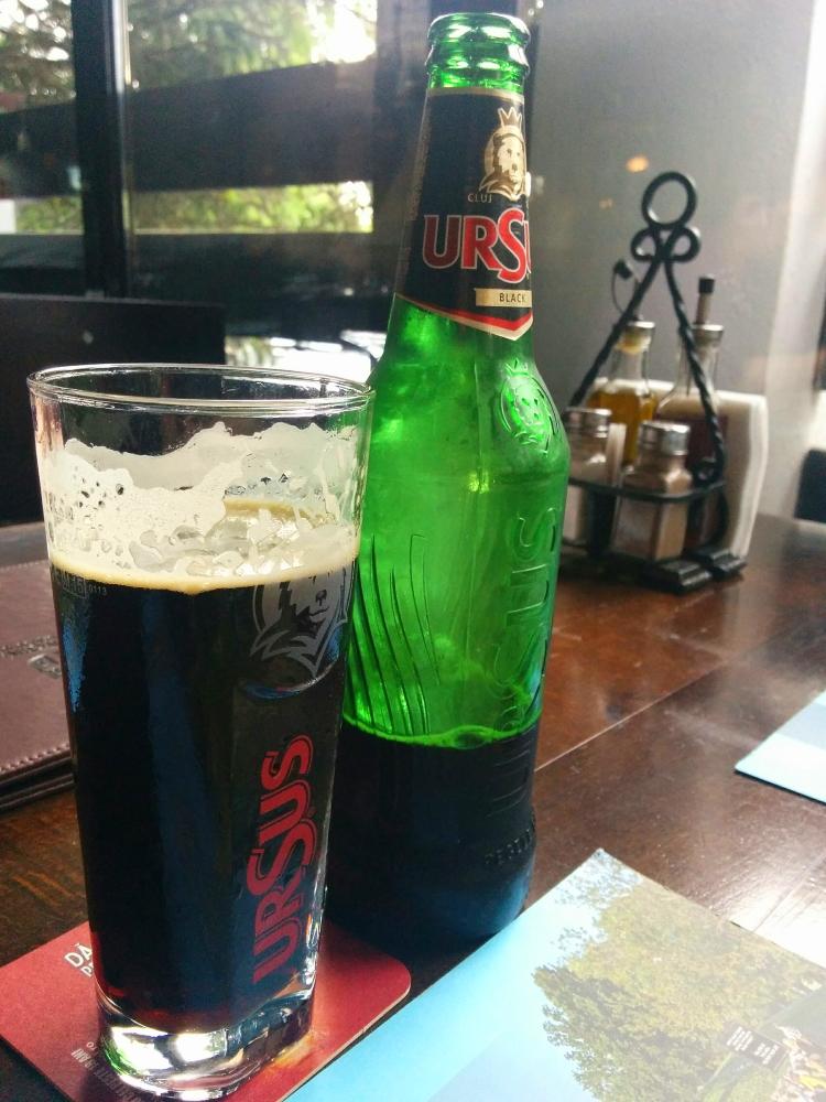 taverna sarbului, bere neagra
