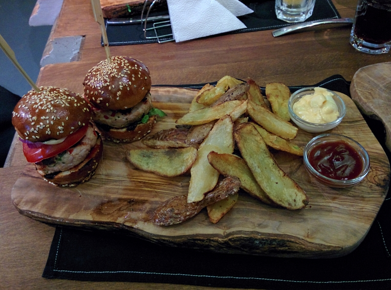 chefs.experience, burger, curcan