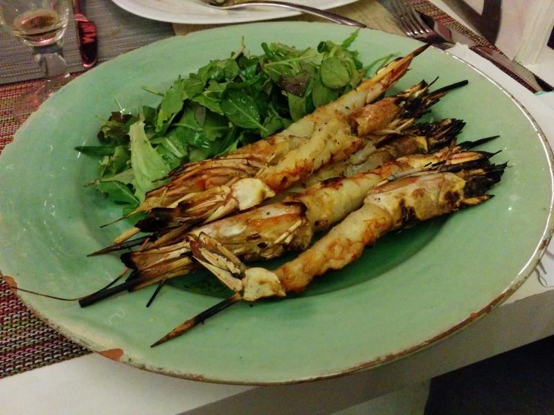 chefs.experience, creveti, argentina