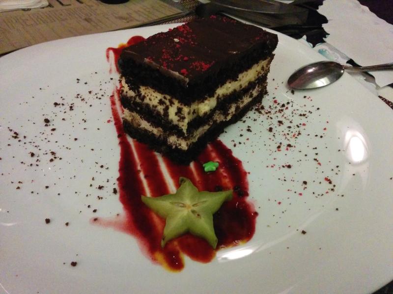 chefs.experience, prajitura casei, tort cu piure de castane