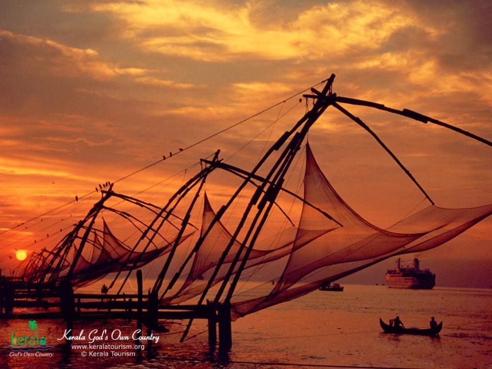 Kerala, Kerala Tourism