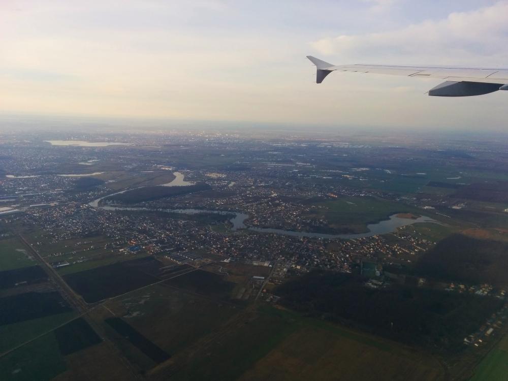 Lufthansa, LH1423, Mogosoaia
