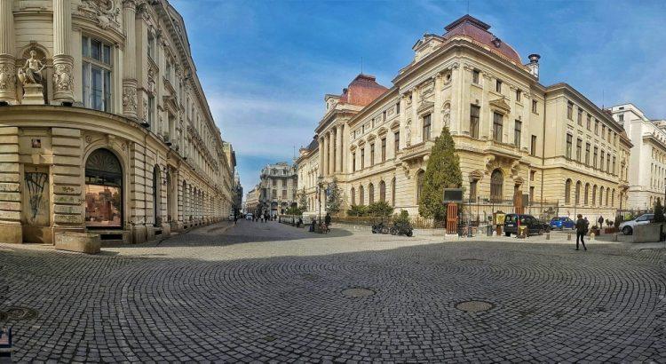 Experience Bucharest, Centrul Vechi, Tudor Maxim