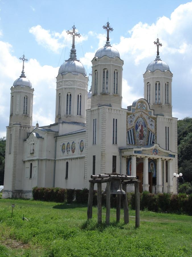 Mănăstirea Peștera Sf. Andrei