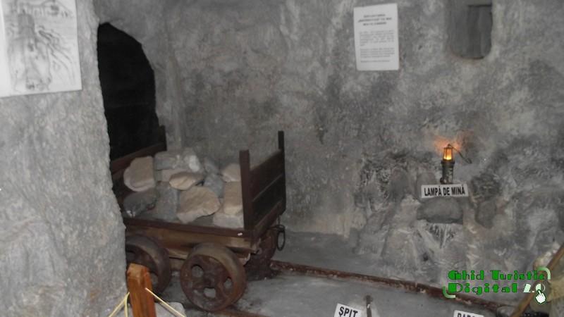 muzeul sarii, slanic, prahova