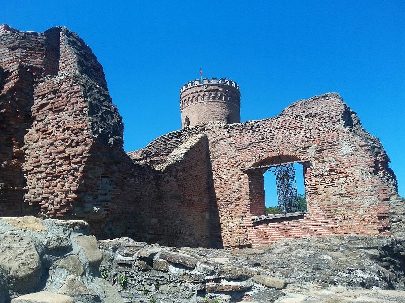 turnul chindiei, targoviste
