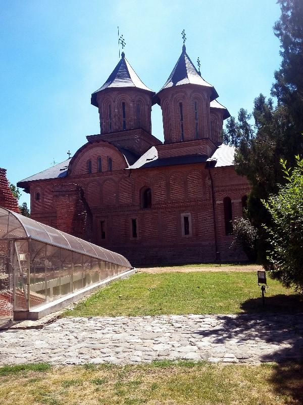 biserica mare domneasca, targoviste