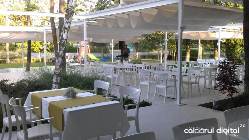 Hotel Melodia, restaurant Melodia